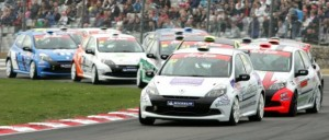 Clio Cup Racing